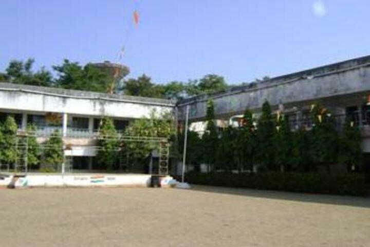 Kendriya Vidyalaya-School Inside View