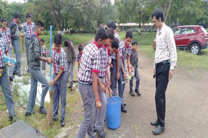 Kendriya Vidyalaya-Campus Cleaning