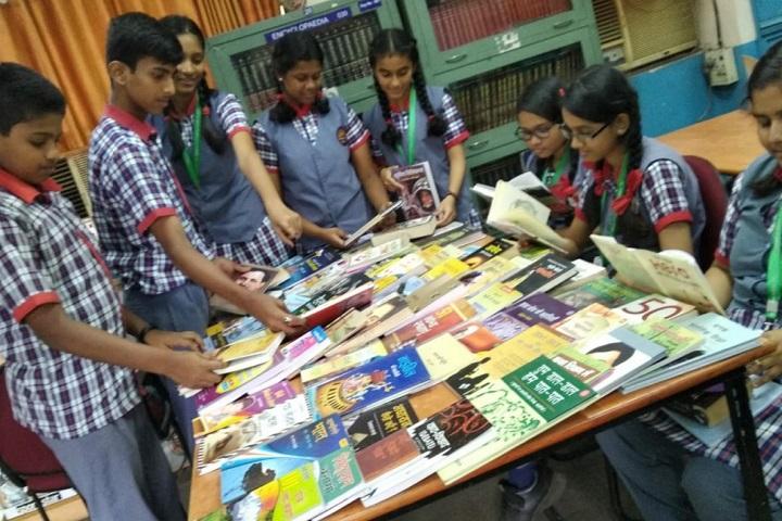 Kendriya Vidyalaya-Reading Hall