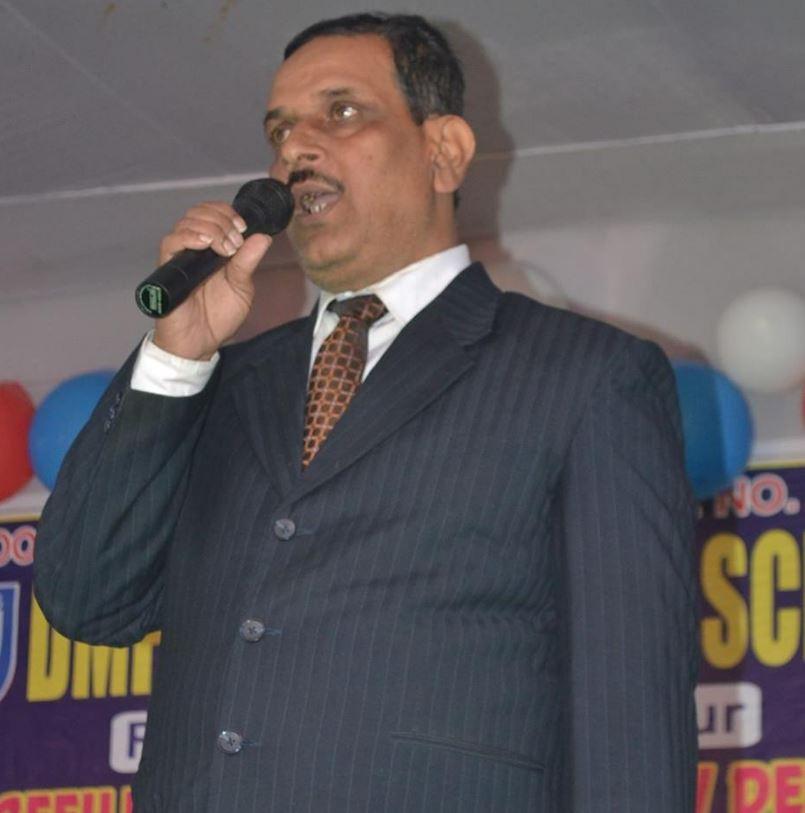 D M P Holy Mission School-Speech