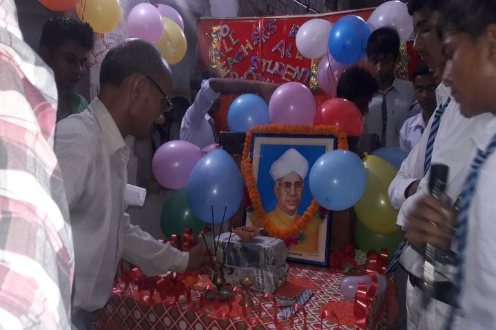 D M P Holy Mission School-Teachers Day Celebrations