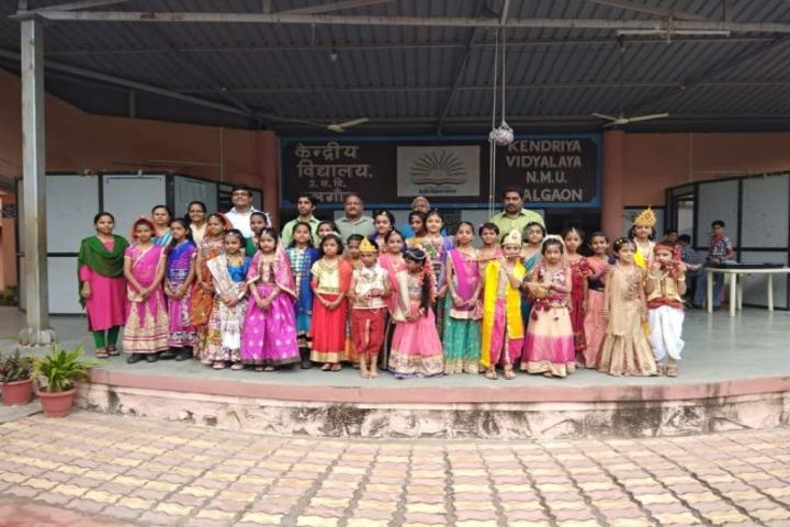 Kendriya Vidyalaya-Festival Celebrations