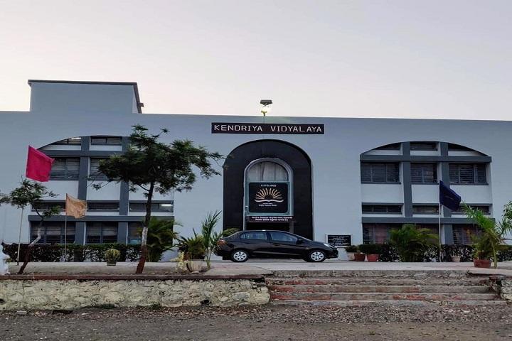 Kendriya Vidyalaya No2-Entrance