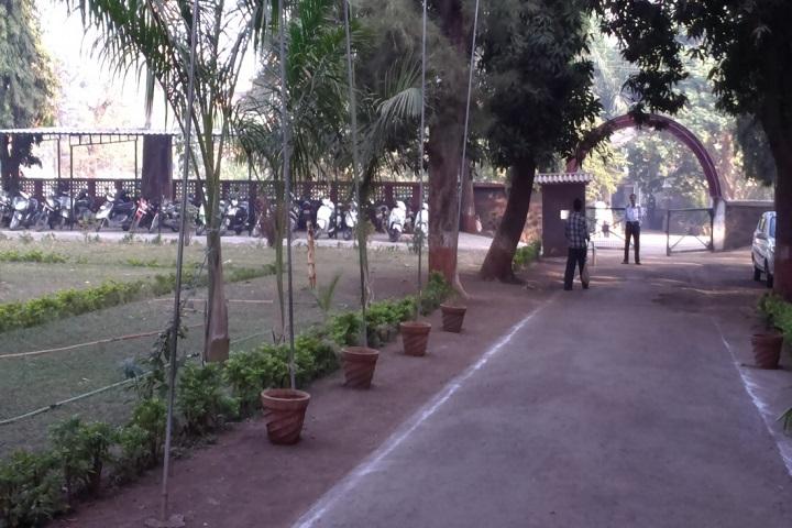 Kendriya Vidyalaya No 1-Entrance of Camp