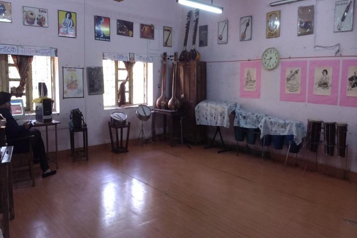 Kendriya Vidyalaya No 1-Music Room