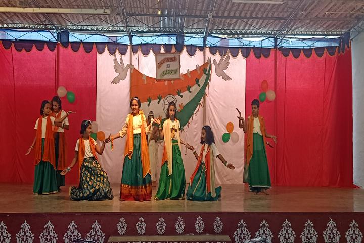 Kendriya Vidyalaya No 1-Events independance day