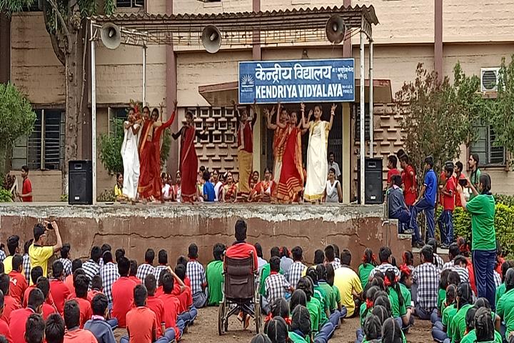 Kendriya Vidyalaya No 1-Events programme