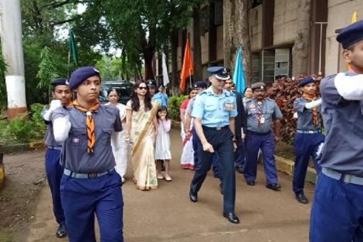 Kendriya Vidyalaya No 1-Others march
