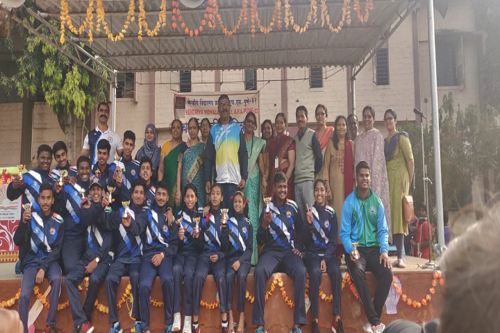Kendriya Vidyalaya No 1-Others sports day