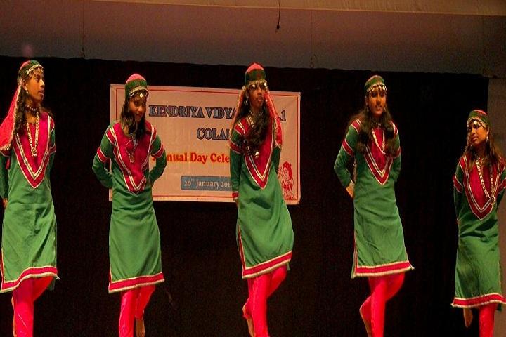 Kendriya Vidyalaya No 1-Annual day celebrations