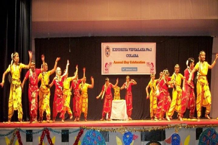 Kendriya Vidyalaya No 1-Classical dances