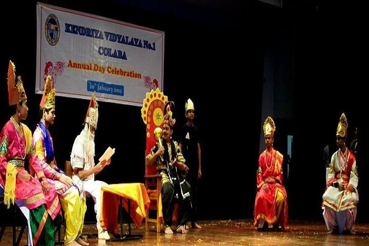 Kendriya Vidyalaya No 1-Drama