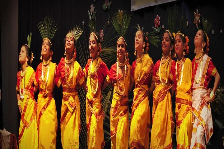 Kendriya Vidyalaya No 1-Group dances