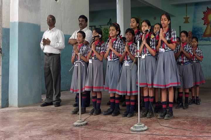 Kendriya Vidyalaya No 1-Prayer