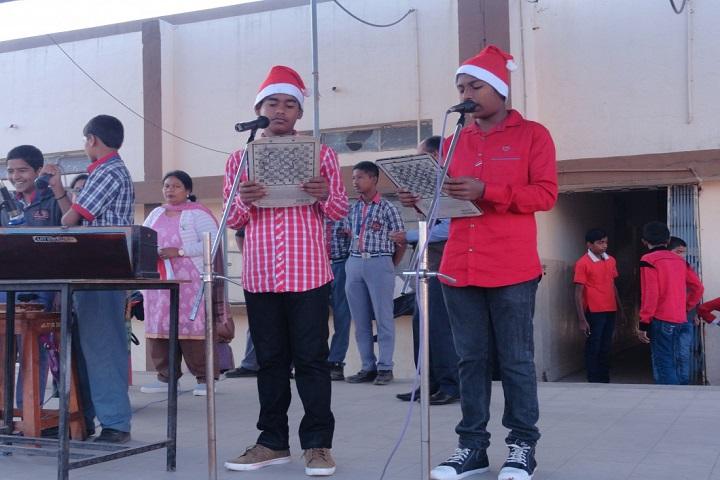 Kendriya Vidyalaya No 3-Christmas Celebrations