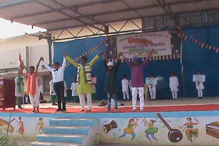 Kendriya Vidyalaya No 3-Republic Day Celebrations