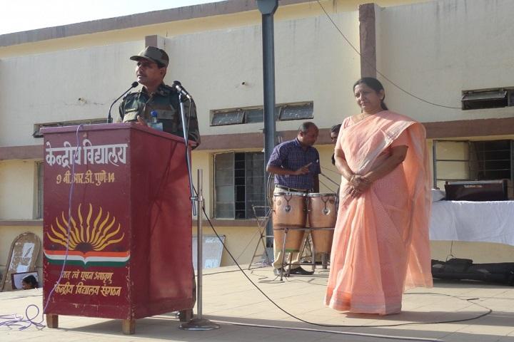 Kendriya Vidyalaya No 3-Speech