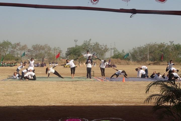 Kendriya Vidyalaya No 3-Sports Day Celebrations