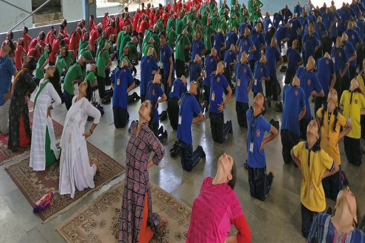 Kendriya Vidyalaya No2-Yoga Day