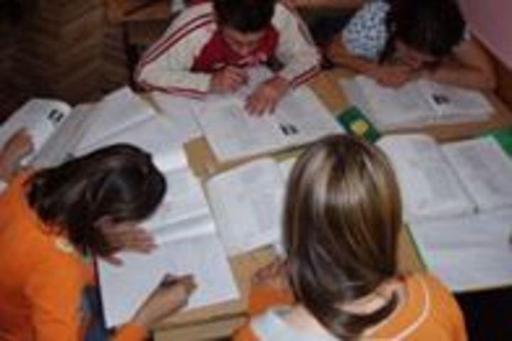 Daksh Public School-Class Room Reading
