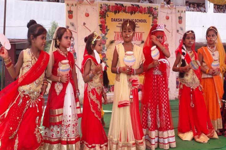 Daksh Public School-Fancy Dress