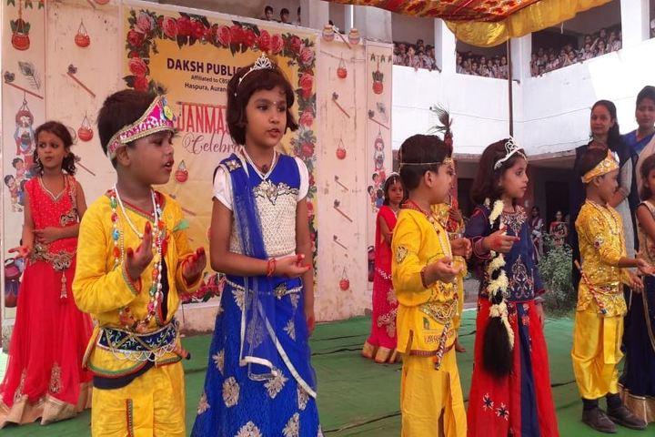 Daksh Public School-Festival Celebrations