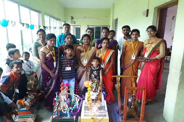 Kinkar International School-Event