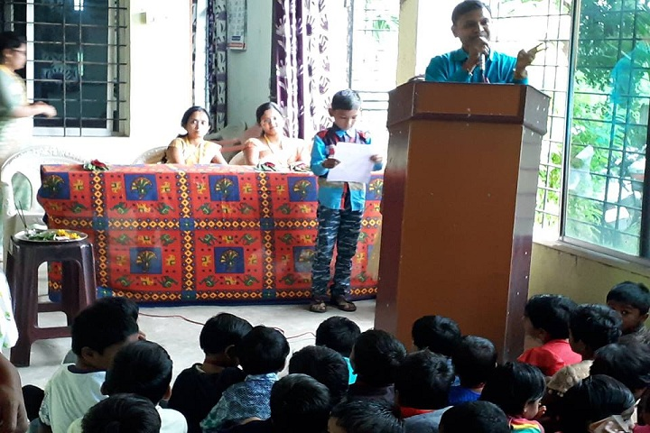 Kinkar International School-Meeting