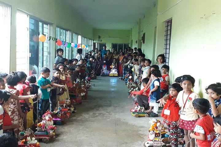 Kinkar International School-Students
