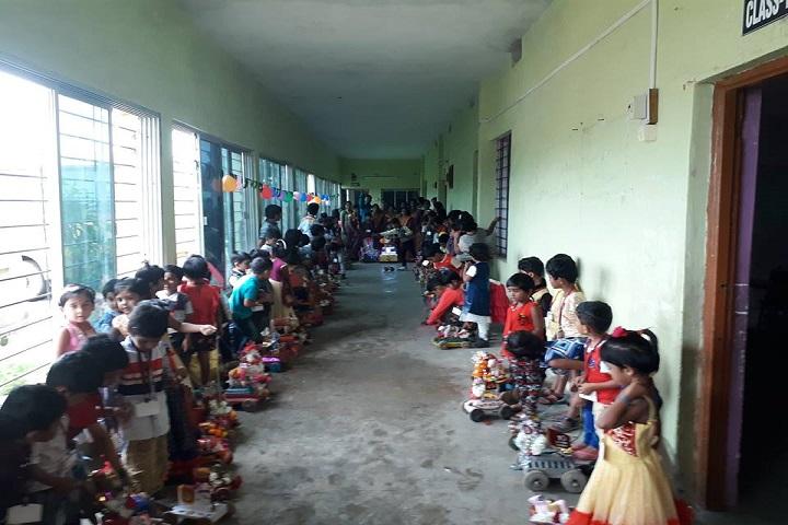 Kinkar International School-Activity