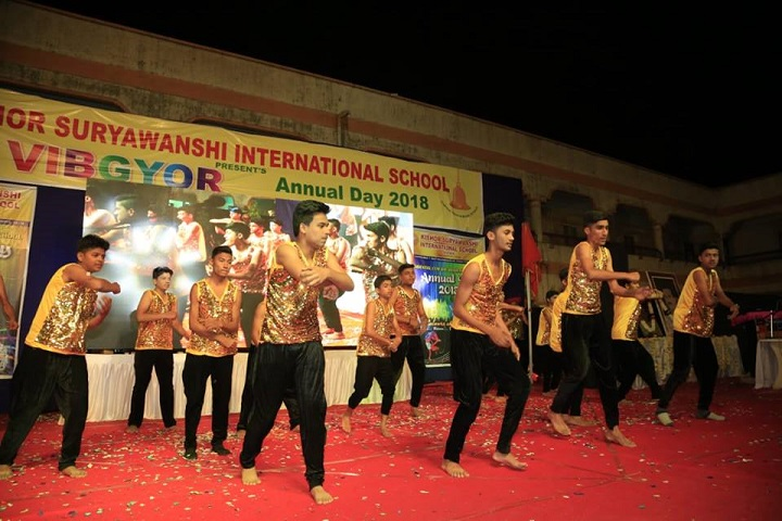 Kishor Suryawanshi International School-Dance
