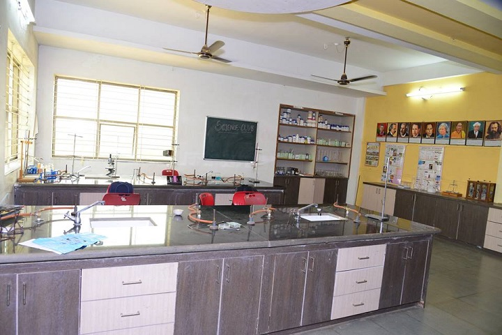 Kishor Suryawanshi International School-Laboratory