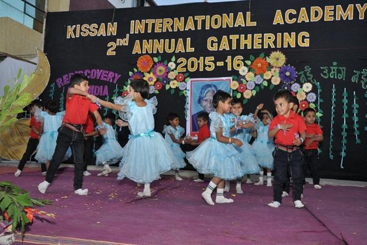 Kissan International School-Dance