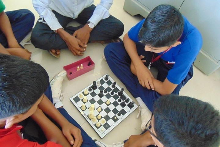 Kissan International School- Games