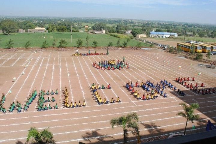 Kissan International School-Playground