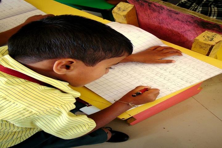 Kissan International School-Classroom