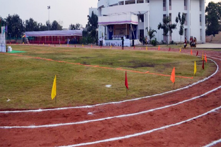 Kle English Medium School-Ground