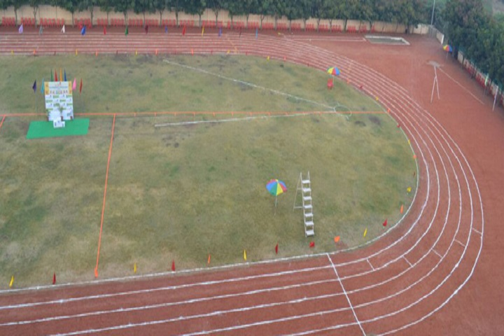 Kle English Medium School-Sports Ground