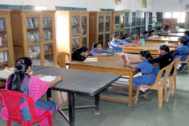 Kolhapur Public School-Library
