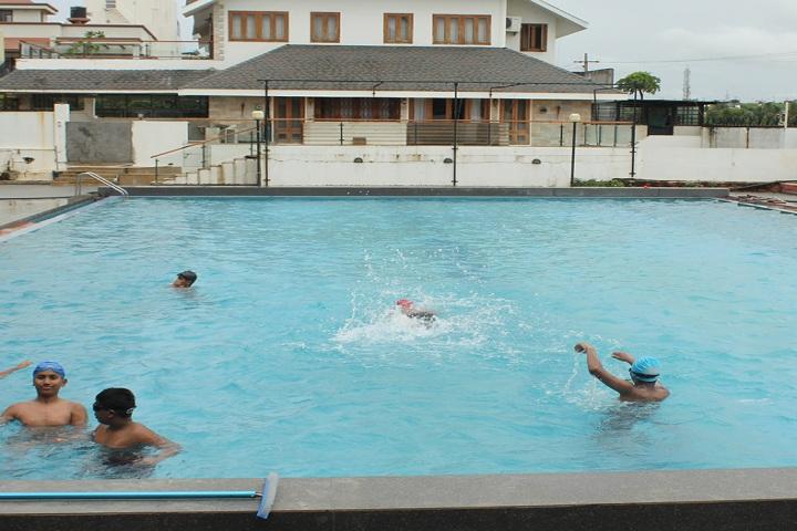 Kolhapur Public School-Swimming Pool