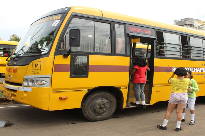 Kolhapur Public School-Transport