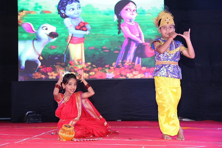 Kranti International Public School-Events celebration