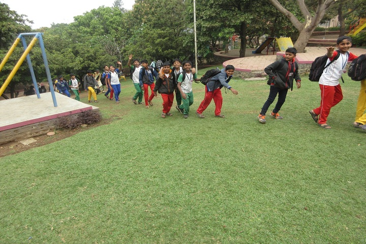 Kranti International Public School-Others picnic
