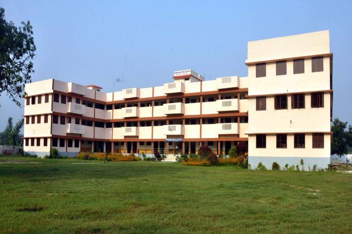 Darbhanga Public School-Campus View