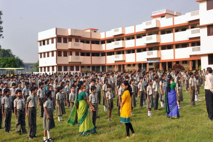 Darbhanga Public School-Ground