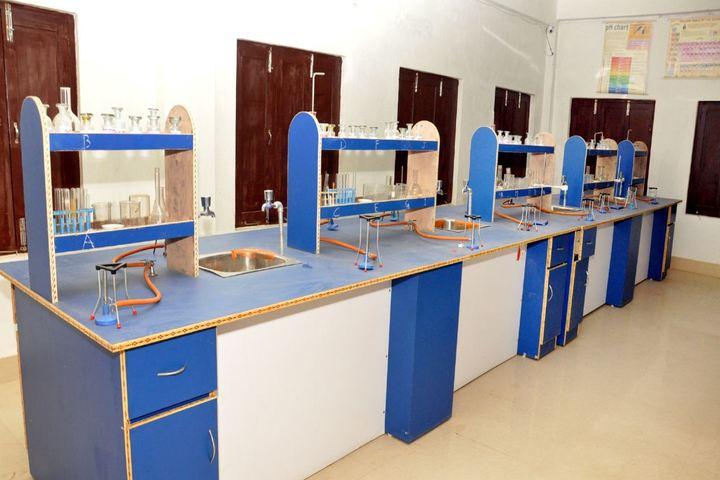 Darbhanga Public School-Lab