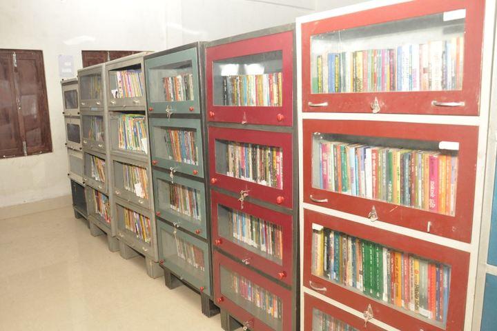 Darbhanga Public School-Library