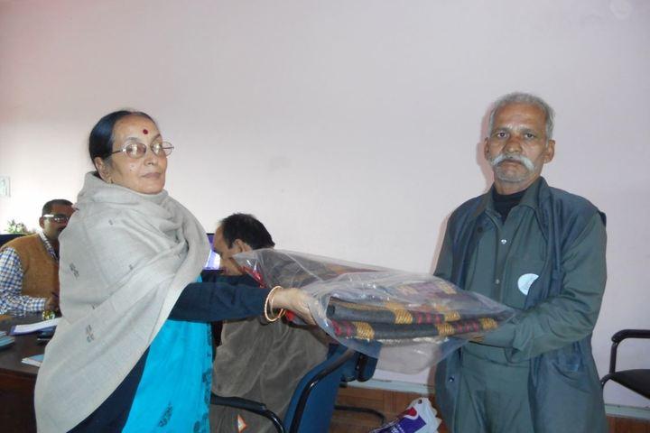 Darbhanga Public School-Social Service