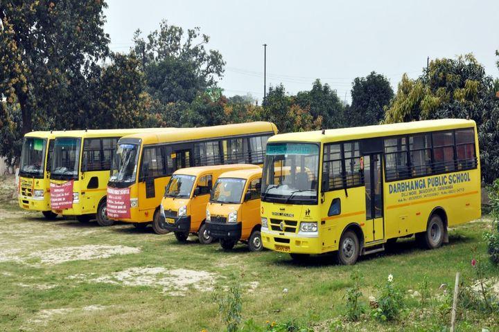 Darbhanga Public School-Transport