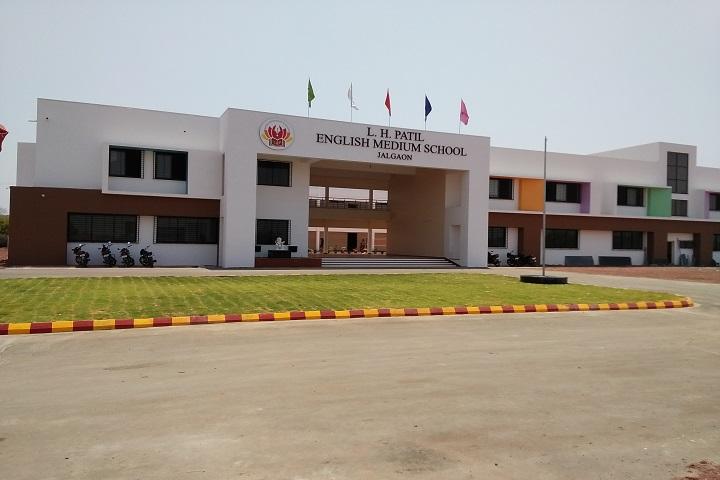 L H Patil English Medium School-Campus